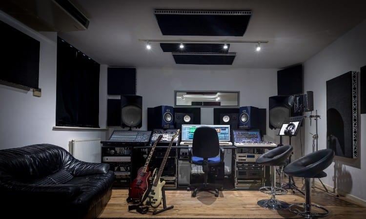Acoustic panel placement