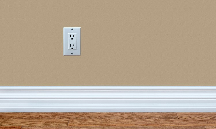 Basement Electrical Outlet Height