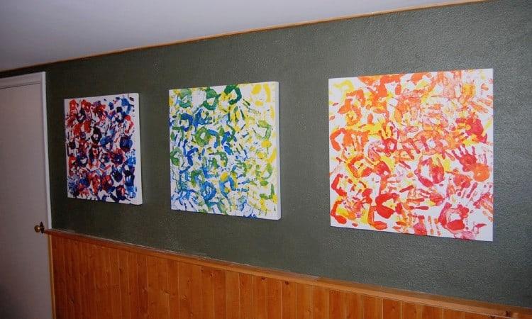 Decorative Sound Absorbing Panels