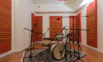 Acoustic Panels placement