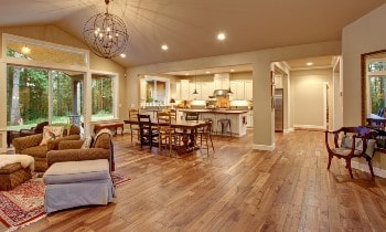 Flooring Throughout House