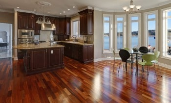 Make HardWood Floors Less Slippery