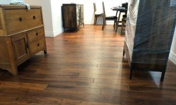 Refinish Engineered Hardwood