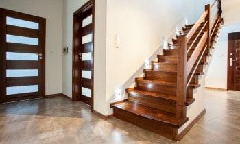 Steps In Flight Of Stairs