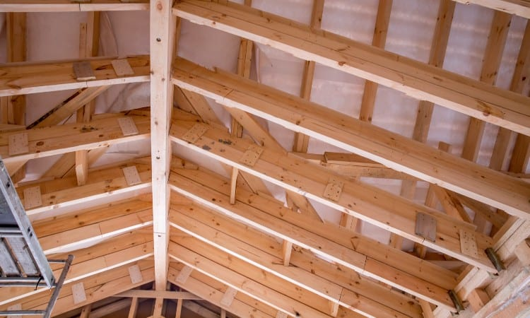 How Far Can a 2×4 Rafter Span