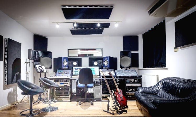 How much acoustic treatment do i need