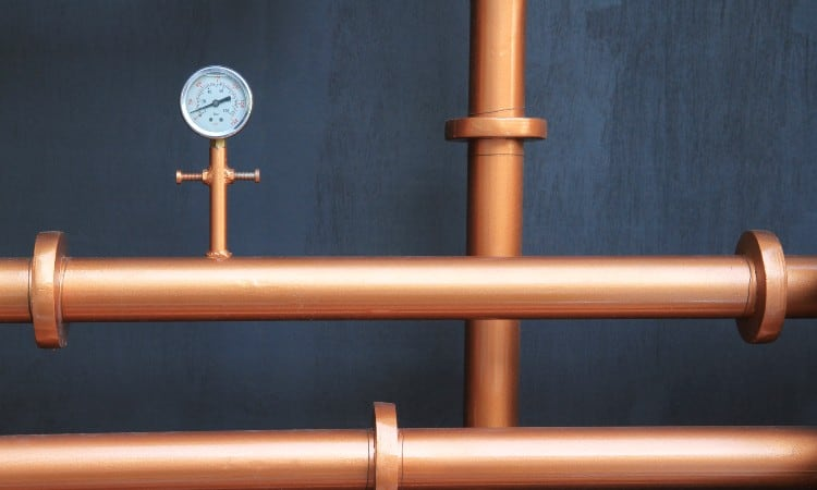 How to get rid of water hammer