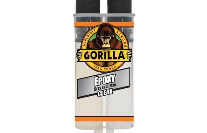 Is Gorilla Epoxy Food Safe