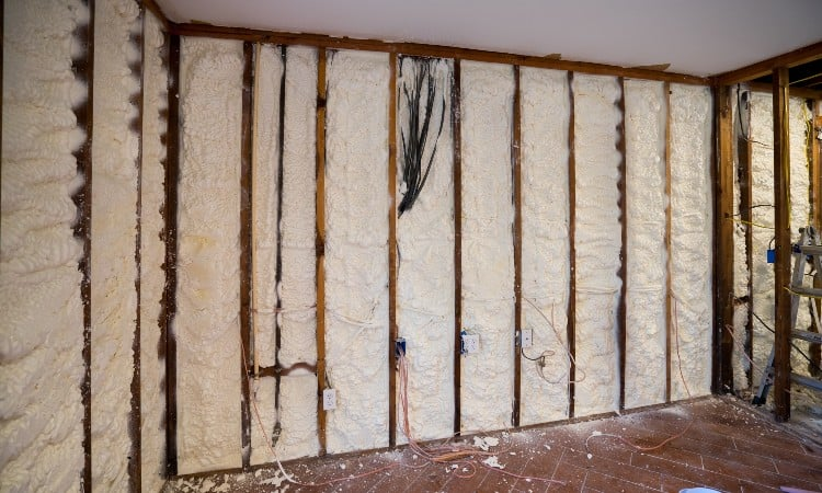 Is Spray Foam Insulation Good For Soundproofing