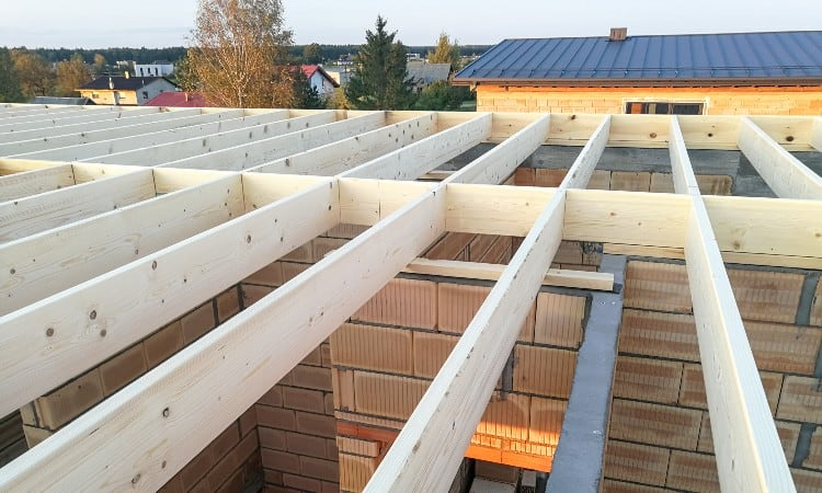Floor Joist Sizing And Span In
