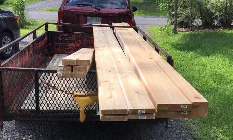 Pressure Treated Wood vs Cedar