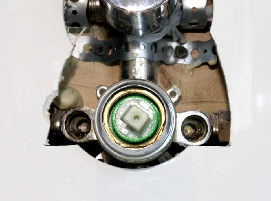 Remove the check valves