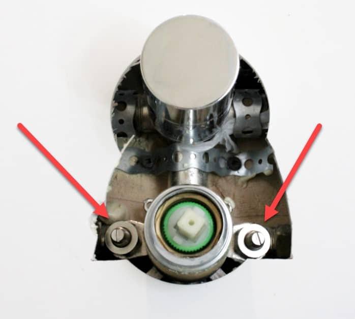Spring check valves