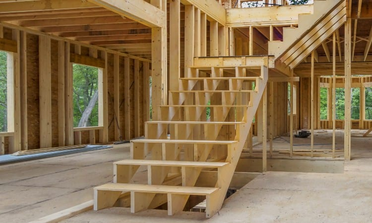 Stair Stringers 2x10 or 2x12