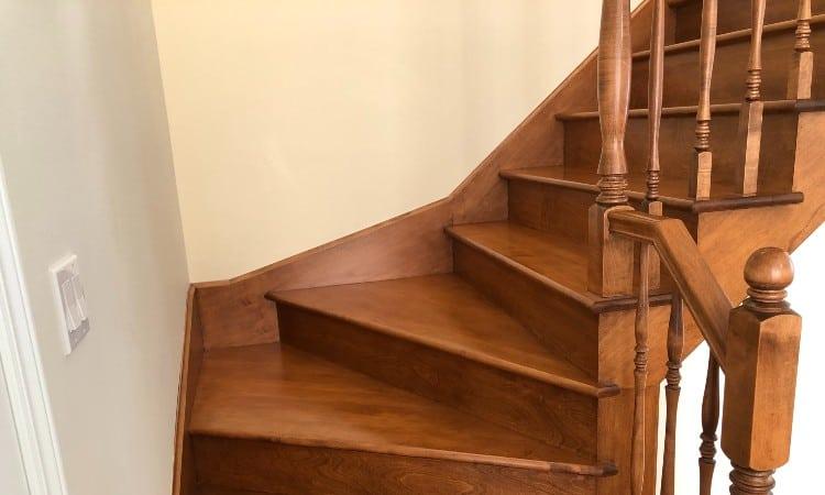 Stair skirting