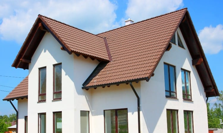 Standard roof pitch
