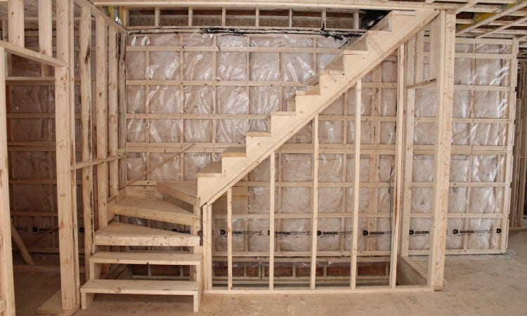 Start Installing Stairs From Top or Bottom