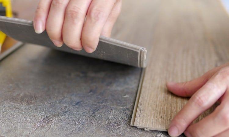 Using laminate flooring on stairs