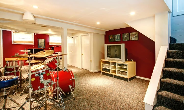 What Is Considered A Finished Basement