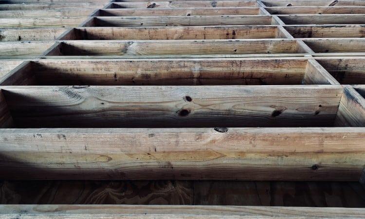 Wood blocking